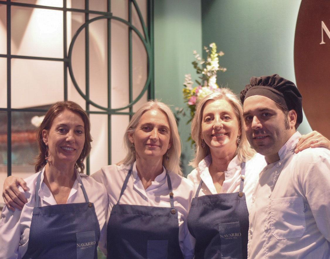 Restaurante Navarro en Valencia